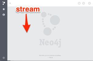 stream Neo4j